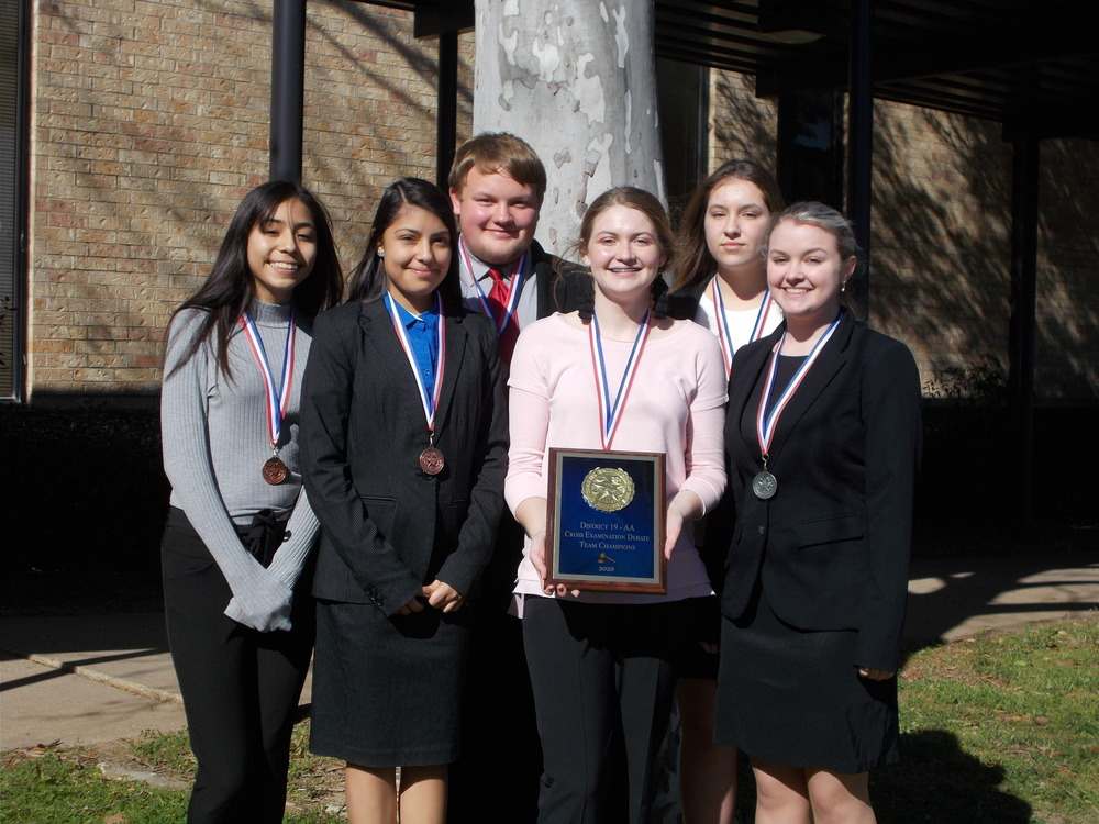 CX Debate Champs!!!