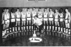 50th Anniversary of Boys Basketball 1st State Tournament Trip