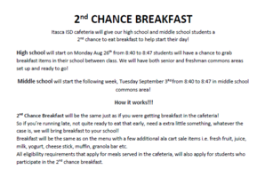 2nd Chance Breakfast