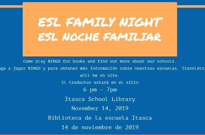 ESL Family Night