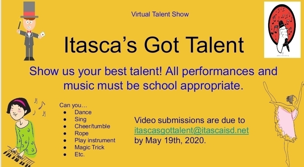 Itasca's Got Talent
